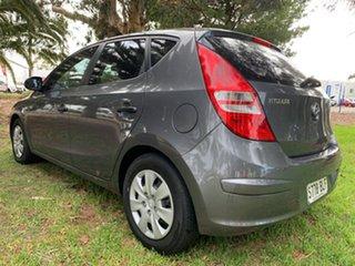 2008 Hyundai i30 FD SX Grey 4 Speed Automatic Hatchback