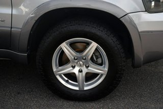 2006 Ford Escape ZC XLT Silver 4 Speed Automatic SUV