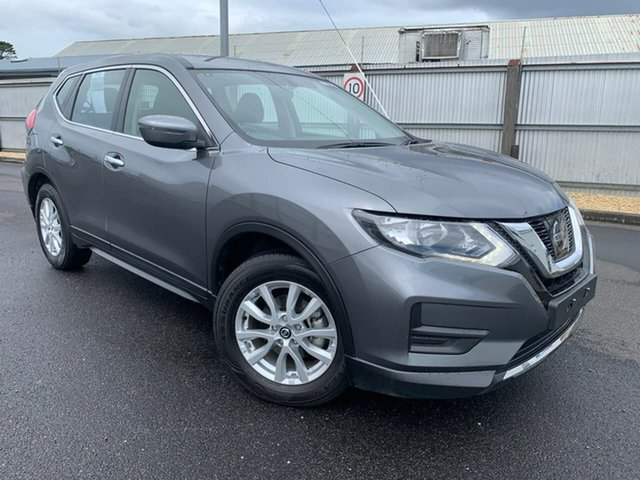 Used Nissan X-Trail T32 ST X-tronic 4WD Moonah, 2017 Nissan X-Trail T32 ST X-tronic 4WD Silver 7 Speed Constant Variable Wagon