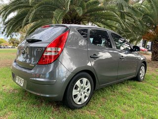 2008 Hyundai i30 FD SX Grey 4 Speed Automatic Hatchback.
