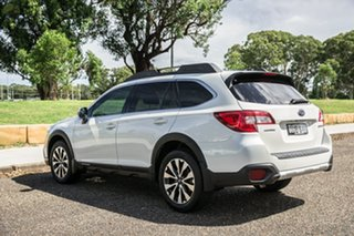 2016 Subaru Outback B6A MY17 2.5i CVT AWD Premium Pearl White 6 Speed Constant Variable Wagon