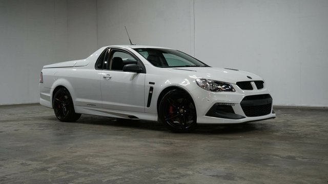 Used Holden Special Vehicles Maloo Gen-F2 MY17 R8 LSA Welshpool, 2017 Holden Special Vehicles Maloo Gen-F2 MY17 R8 LSA White 6 Speed Sports Automatic Utility
