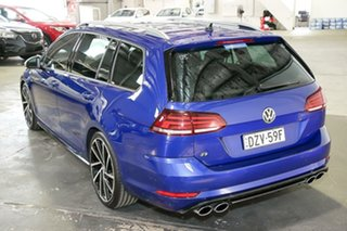 2018 Volkswagen Golf 7.5 MY19 R DSG 4MOTION Blue 7 Speed Sports Automatic Dual Clutch Wagon