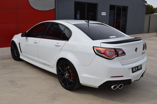2014 Holden Special Vehicles ClubSport Gen-F MY14 R8 White 6 Speed Sports Automatic Sedan