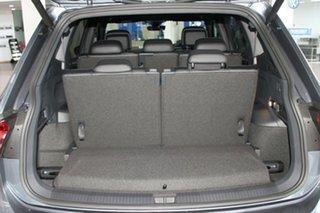 2020 Volkswagen Tiguan 5N MY21 162TSI Highline DSG 4MOTION Allspace Deep Black Pearl Effect 7 Speed