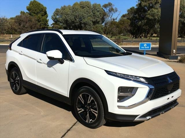 New Mitsubishi Eclipse Cross YB MY21 LS 2WD Berri, 2020 Mitsubishi Eclipse Cross YB MY21 LS 2WD White 8 Speed Constant Variable Wagon