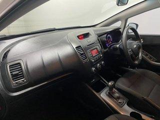 2015 Kia Cerato YD MY15 S White 6 Speed Automatic Hatchback