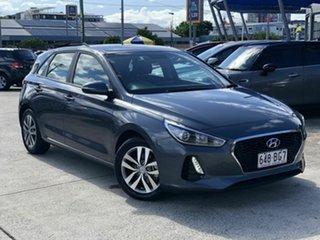 2019 Hyundai i30 PD2 MY20 Active Grey 6 Speed Sports Automatic Hatchback.