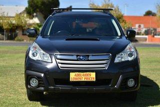 2012 Subaru Outback B5A MY12 2.0D AWD Grey 6 Speed Manual Wagon.