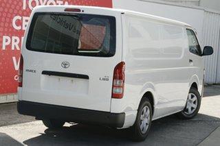 Hiace Van LWB 3.0L T Diesel Automatic.