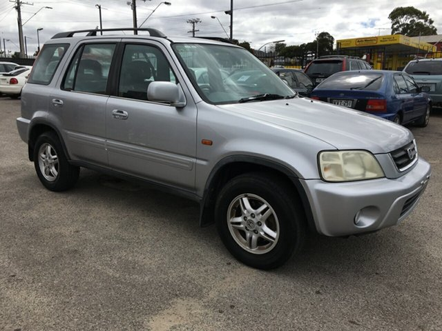 Used Honda CR-V Sport 4WD Blair Athol, 2000 Honda CR-V Sport 4WD 5 Speed Manual Wagon