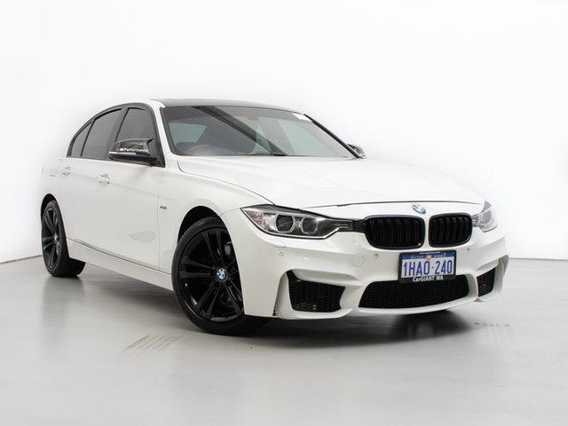 Used BMW 328i F30 Sport Line, 2012 BMW 328i F30 Sport Line White 8 Speed Automatic Sedan