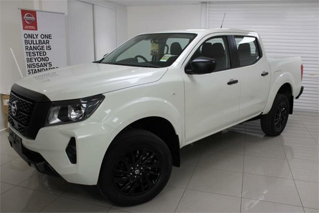Demo Nissan Navara D23 SL , 2021 Nissan Navara D23 SL White Diamond 7 Speed Sports Automatic Utility