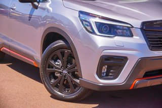 2020 Subaru Forester S5 2.5i Sport Silver Constant Variable SUV