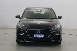 2019 Hyundai i30 PD.3 MY19 N Line D-CT Premium Black 7 Speed Sports Automatic Dual Clutch Hatchback.