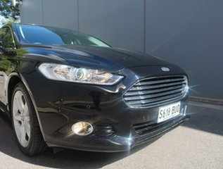 2017 Ford Mondeo MD 2017.50MY Trend Black 6 Speed Sports Automatic Hatchback