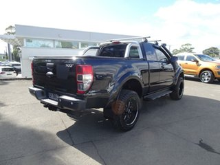2017 Ford Ranger PX MkII XLT Super Cab Shadow Black 6 Speed Sports Automatic Utility