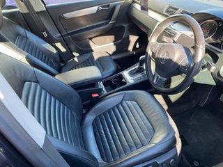 2010 Volkswagen Passat Type 3C MY10 125TDI DSG Black 6 Speed Sports Automatic Dual Clutch Wagon