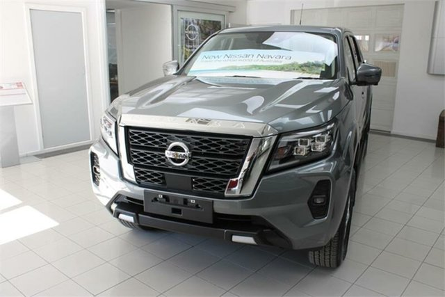 New Nissan Navara D23 ST , 2021 Nissan Navara D23 ST Slate Grey 7 Speed Sports Automatic Utility