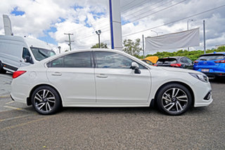 2020 Subaru Liberty B6 MY20 2.5i CVT AWD Premium White 6 Speed Constant Variable Sedan
