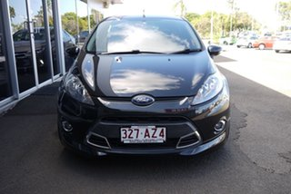 2012 Ford Fiesta WT Zetec PwrShift 6 Speed Sports Automatic Dual Clutch Hatchback