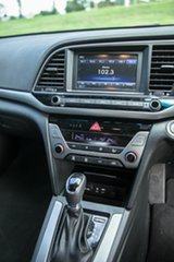 2016 Hyundai Elantra AD MY17 Elite Platinum Silver 6 Speed Sports Automatic Sedan