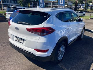 2016 Hyundai Tucson TL Elite 2WD White 6 Speed Sports Automatic Wagon