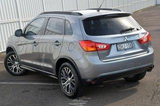 2016 Mitsubishi ASX XB MY15.5 XLS Grey 6 Speed Sports Automatic Wagon.
