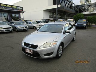 2009 Ford Mondeo MB LX Silver 6 Speed Automatic Hatchback.
