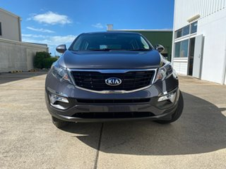 2015 Kia Sportage SL MY15 Si 2WD Grey 6 Speed Sports Automatic Wagon