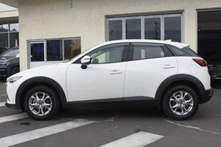 2020 Mazda CX-3 DK2W7A Maxx SKYACTIV-Drive FWD Sport Snowflake White Pearl 6 Speed Sports Automatic