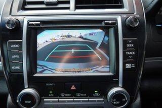 2017 Toyota Camry ASV50R Altise Bronze 6 Speed Sports Automatic Sedan