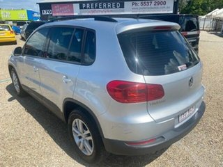 2014 Volkswagen Tiguan 5NC MY14 118 TSI (4x2) Silver 6 Speed Direct Shift Wagon