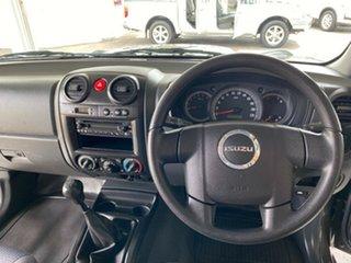 2008 Isuzu D-MAX SX Gold Manual Dual Cab Utility