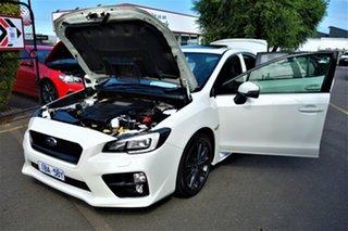 2014 Subaru WRX V1 MY15 Premium AWD White 6 Speed Manual Sedan