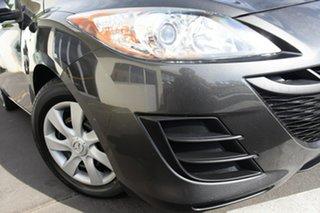 2010 Mazda 3 BL10F1 Neo Graphite 6 Speed Manual Hatchback.