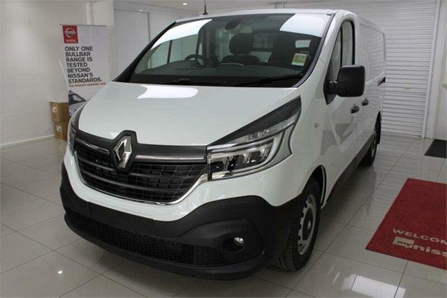 New Renault Trafic X82 , 2020 Renault Trafic X82 Premium 125kW Glacier White 6 Speed Sports Automatic Dual Clutch Van