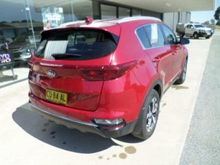 2019 Kia Sportage QL MY19 SI (FWD) Red 6 Speed Automatic Wagon