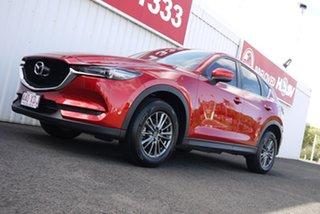 2017 Mazda CX-5 KF4WLA Maxx SKYACTIV-Drive i-ACTIV AWD Sport 6 Speed Sports Automatic Wagon.