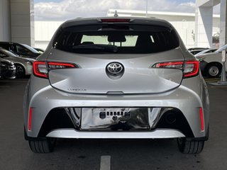 2019 Toyota Corolla Mzea12R SX Silver 10 Speed Constant Variable Hatchback