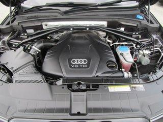 2014 Audi Q5 8R MY14 TDI S Tronic Quattro Black 7 Speed Sports Automatic Dual Clutch Wagon