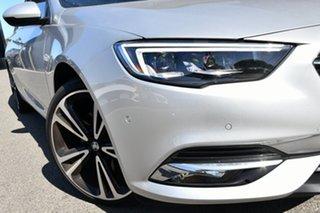 2019 Holden Calais ZB MY19.5 V Liftback AWD Silver 9 Speed Sports Automatic Liftback.