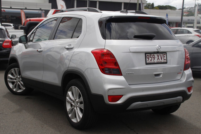 Used Holden Trax TJ MY17 LT Mount Gravatt, 2017 Holden Trax TJ MY17 LT Silver 6 Speed Automatic Wagon