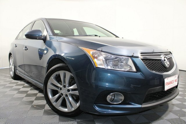 Used Holden Cruze JH Series II MY13 SRi-V Wayville, 2013 Holden Cruze JH Series II MY13 SRi-V Blue 6 Speed Sports Automatic Sedan