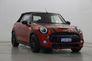 2019 Mini Hatch F56 LCI Cooper S DCT Red 7 Speed Sports Automatic Dual Clutch Hatchback