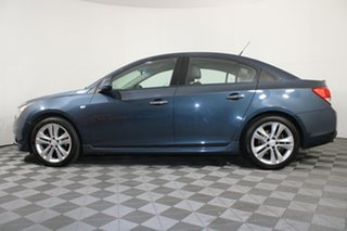 2013 Holden Cruze JH Series II MY13 SRi-V Blue 6 Speed Sports Automatic Sedan