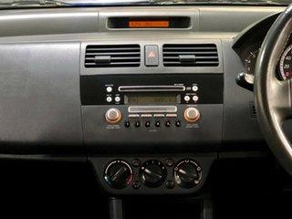 2006 Suzuki Swift RS415 Orange 5 Speed Manual Hatchback