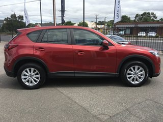 2013 Mazda CX-5 KE1031 MY13 Maxx SKYACTIV-Drive AWD Sport Red 6 Speed Sports Automatic Wagon.