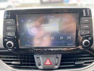 Hyundai i30 Go White Sports Automatic Hatchback