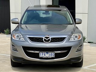2011 Mazda CX-9 TB10A4 MY12 Luxury Silver 6 Speed Sports Automatic Wagon.